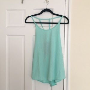 💸 NWT Zella Mint Workout Tank Size Small